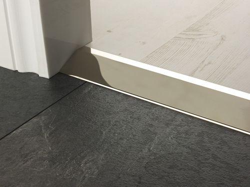 Best Premier Trim Ramp16Mm In Polishednickel Flooring 400 x 300