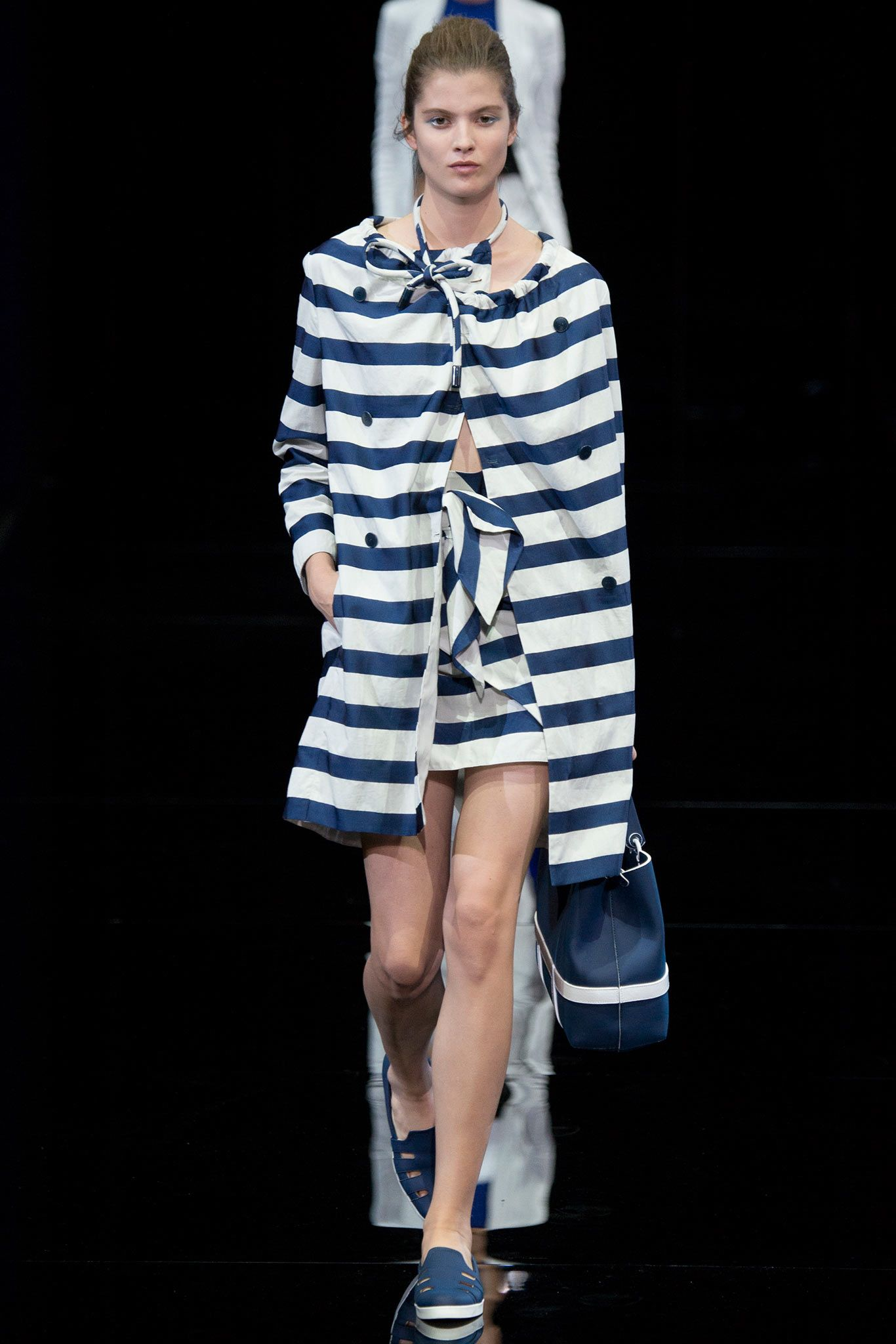 Spring 2015 Ready-to-Wear - Emporio Armani