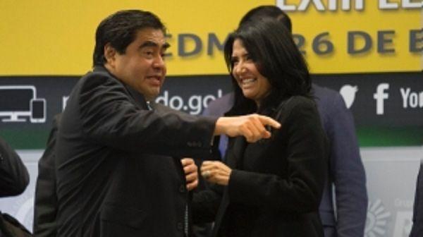 Dolores Padierna coordinará PRD en Senado
