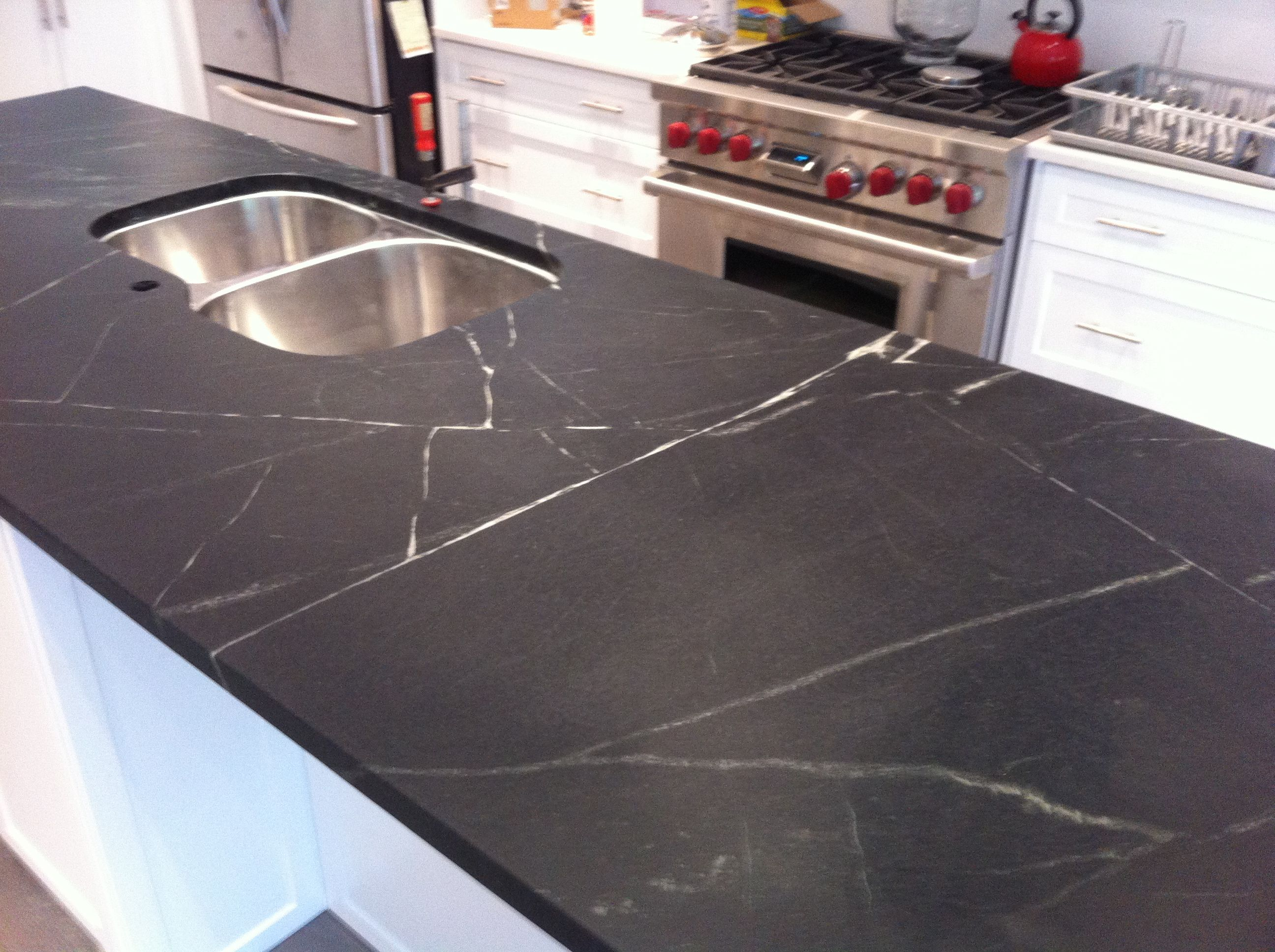Top 15 Soapstone Countertops You Can In Soapstone Countertops Soapstone Kitchen Countertops