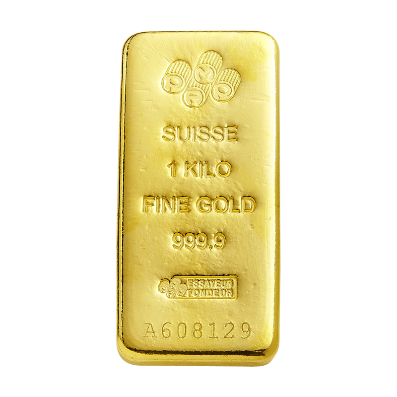 The Prestigious Pamp Gold 1 Kilogram Cast Bar Is The Creme De La Creme Of All Gold Bars All Bars Are Recognised World Wide And Come Gold Gold Bullion It Cast