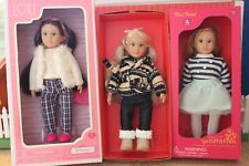 Lori Doll Witney Arlee Celicia Our Generation Mini Like