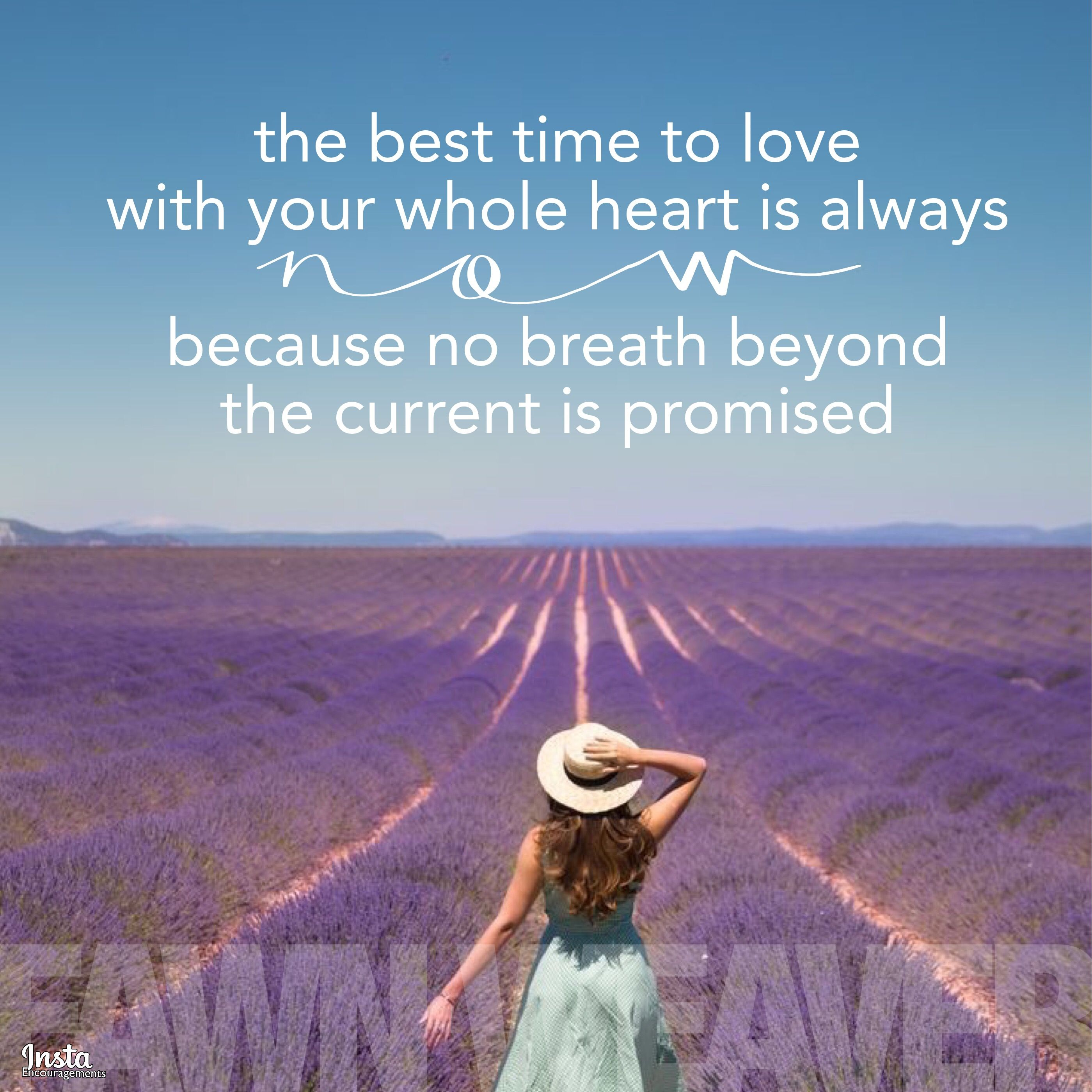 """Best Time To Get Married: """"The Best Time To Love With Your Whole Heart Is Always Now"""