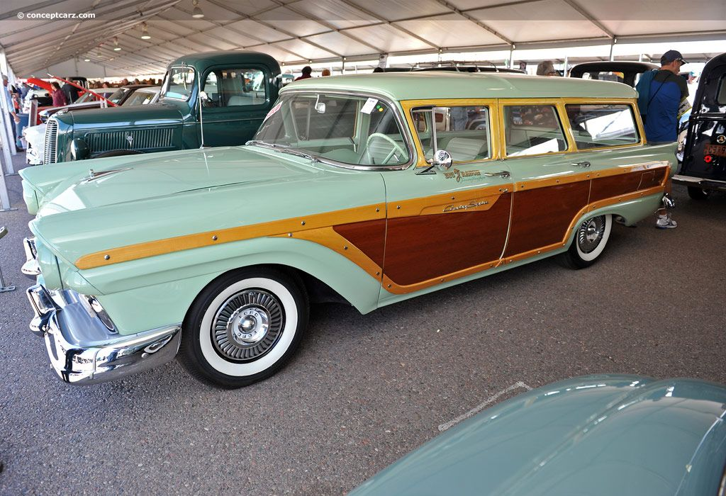 1957 ford station wagon for sale - Google Search My Style