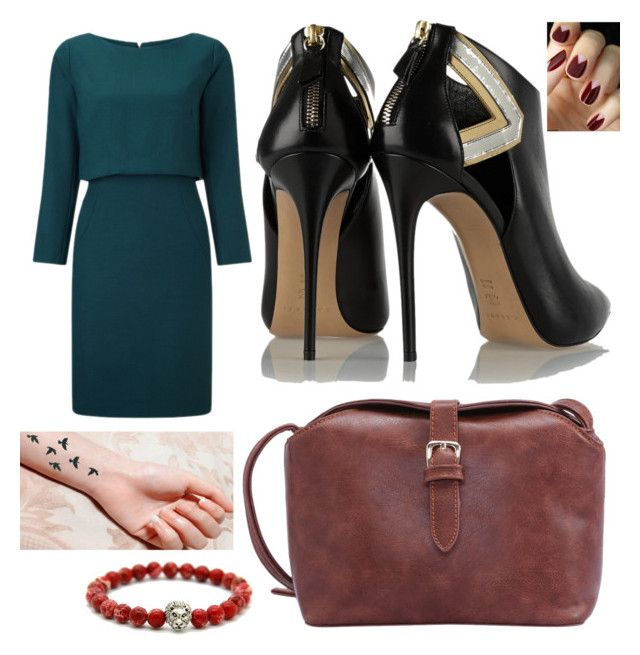 """""""Untitled #80"""" by supemrs on Polyvore featuring Casadei"""