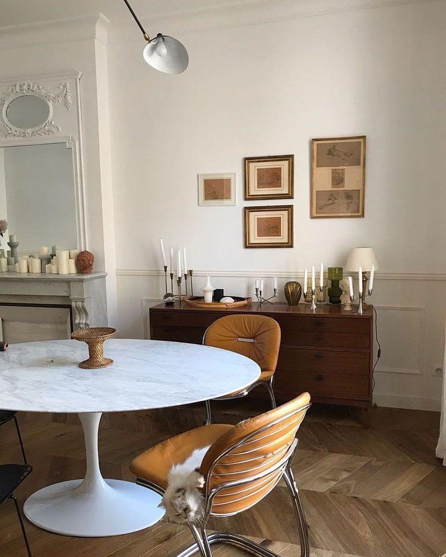 Moderosa Roos Van Dorsten On Instagram On The Hunt For An Appartment Like This Moderosa Interior Inspiration Homedec In 2020 Interieur Eethoek Voor Het Huis