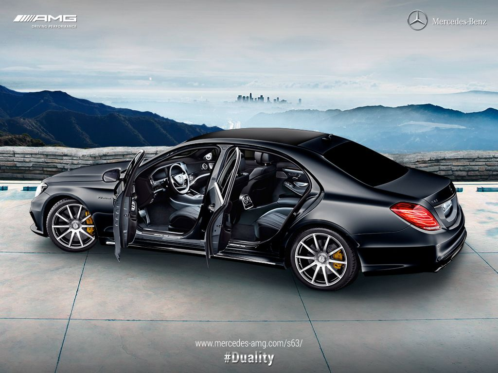 What does #Duality mean to you? Tag @Mercedes-AMG and # ...