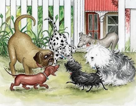Hairy McClary from Donaldson's Dairy a wee dog and his friends created a place in millions of children's heart. Wonderful stories for all children.  NZ writer and illustrator.