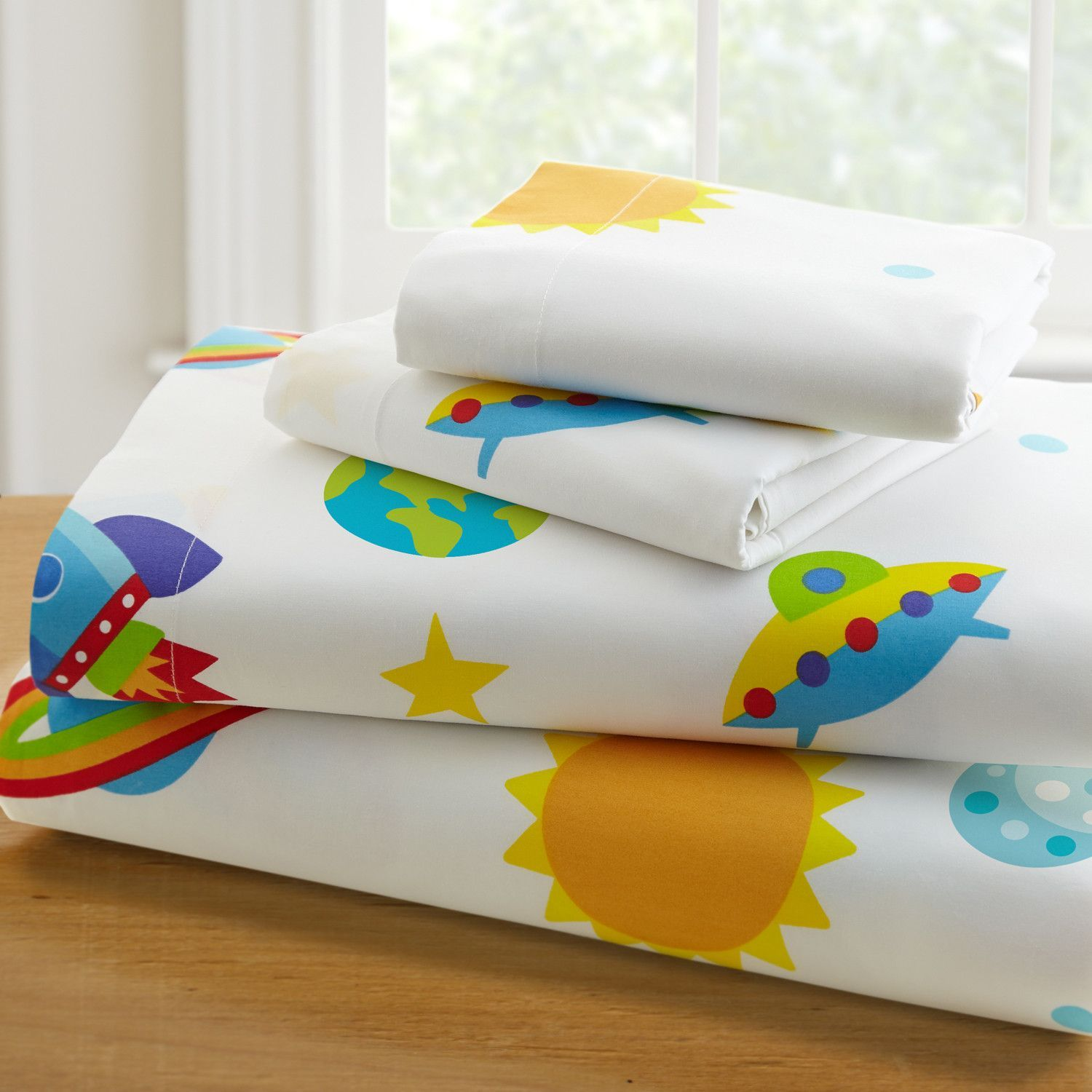 olive kids out of this world toddler sheet set    kid  - blast off with these fun sheets our out of this world sheets are a universe