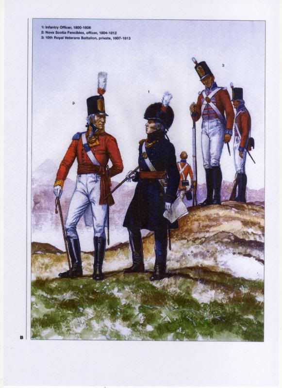 War Of 1812 Uniform, Equipment And Flag Info   Armchair General And  HistoryNet U003eu003e