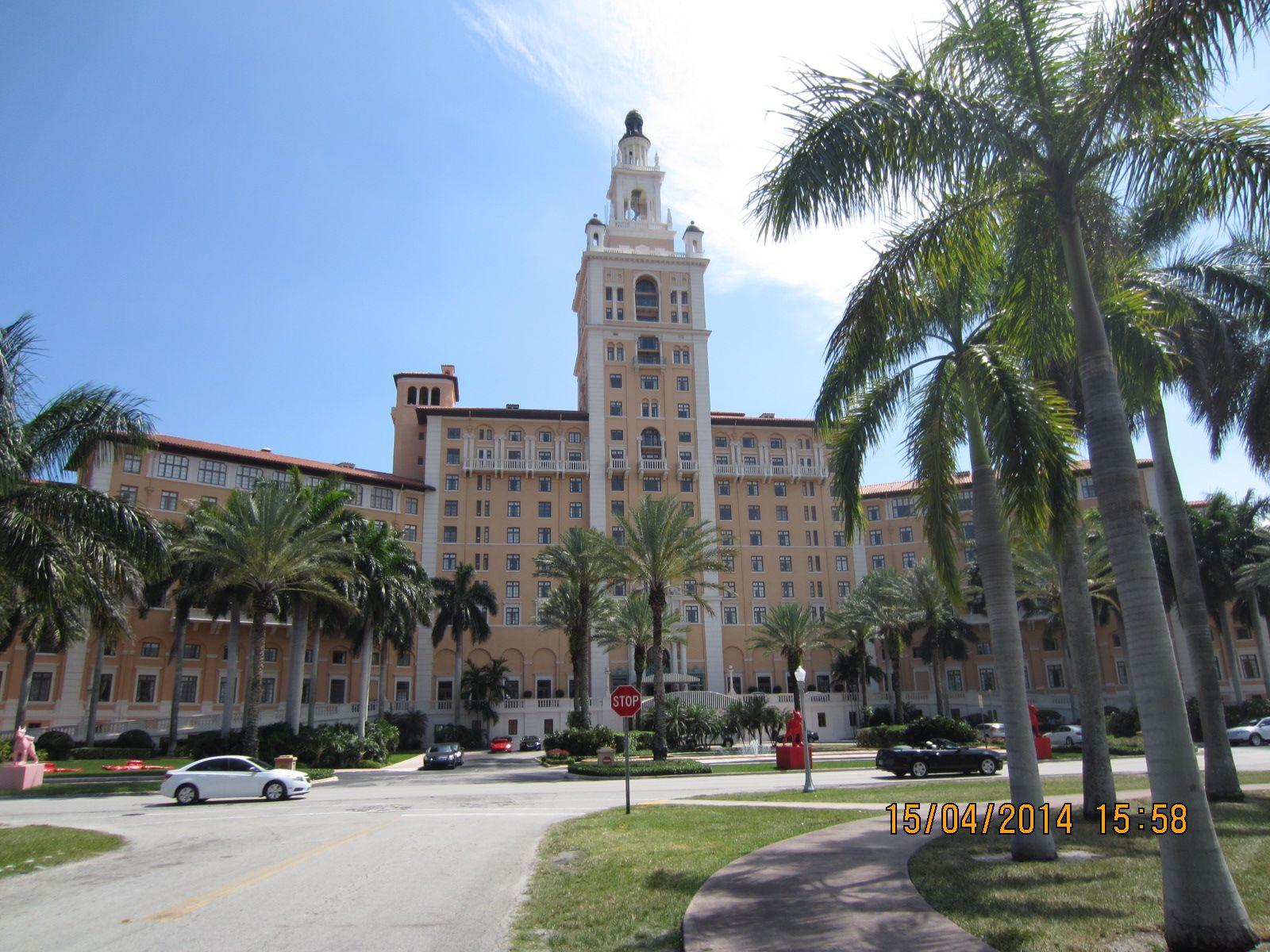 Biltmore Hotel Coral Gables Florida Viajes