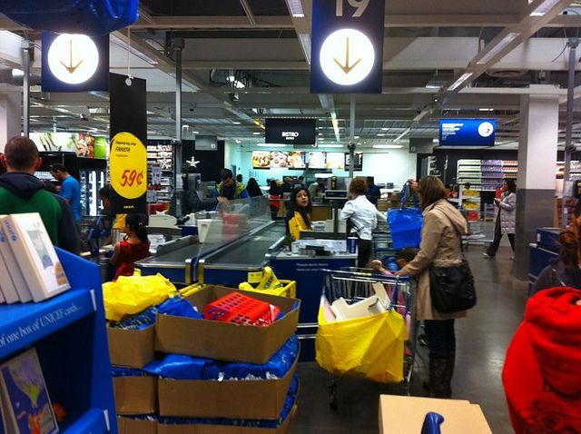 Ikea East Palo Alto Good Deal For Lunch And Dinner