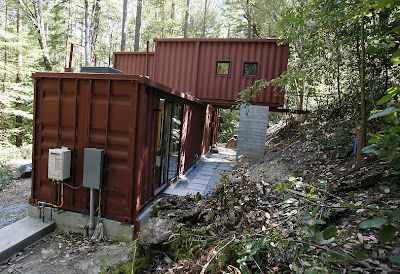 Shipping Container Homes: Modulus, Six Oaks - Santa Cruz