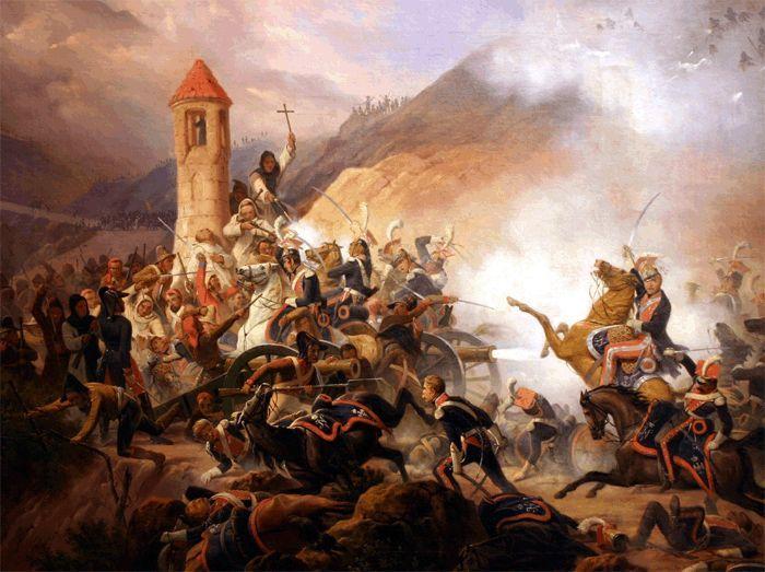 Guerre D Espagne Par January Suchodolski Guerre Espagne