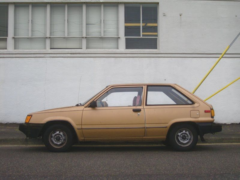 OLD PARKED CARS.: Search results for tercel   クルマたち   Pinterest ...