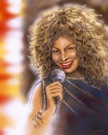 Wolfram Schramm - Bilder und Kunst von Wolfram Schramm - ARTFLAKES.COM* Tina Turner *