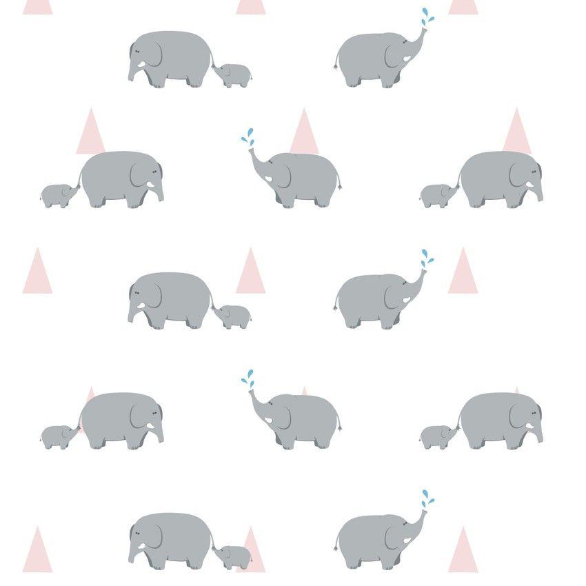 Pour apporter un peu de douceur dans une chambre de bébé, cette tapisserie enfantsera parfaite.  Avec son design et ses couleurs pastels, elle sublimera la décoration de la pièce.  En plus, ce papier peint est sans odeur et se colle à l'eau !  Pose facile et rapide.  Format du lé: 0,53 x 3 m