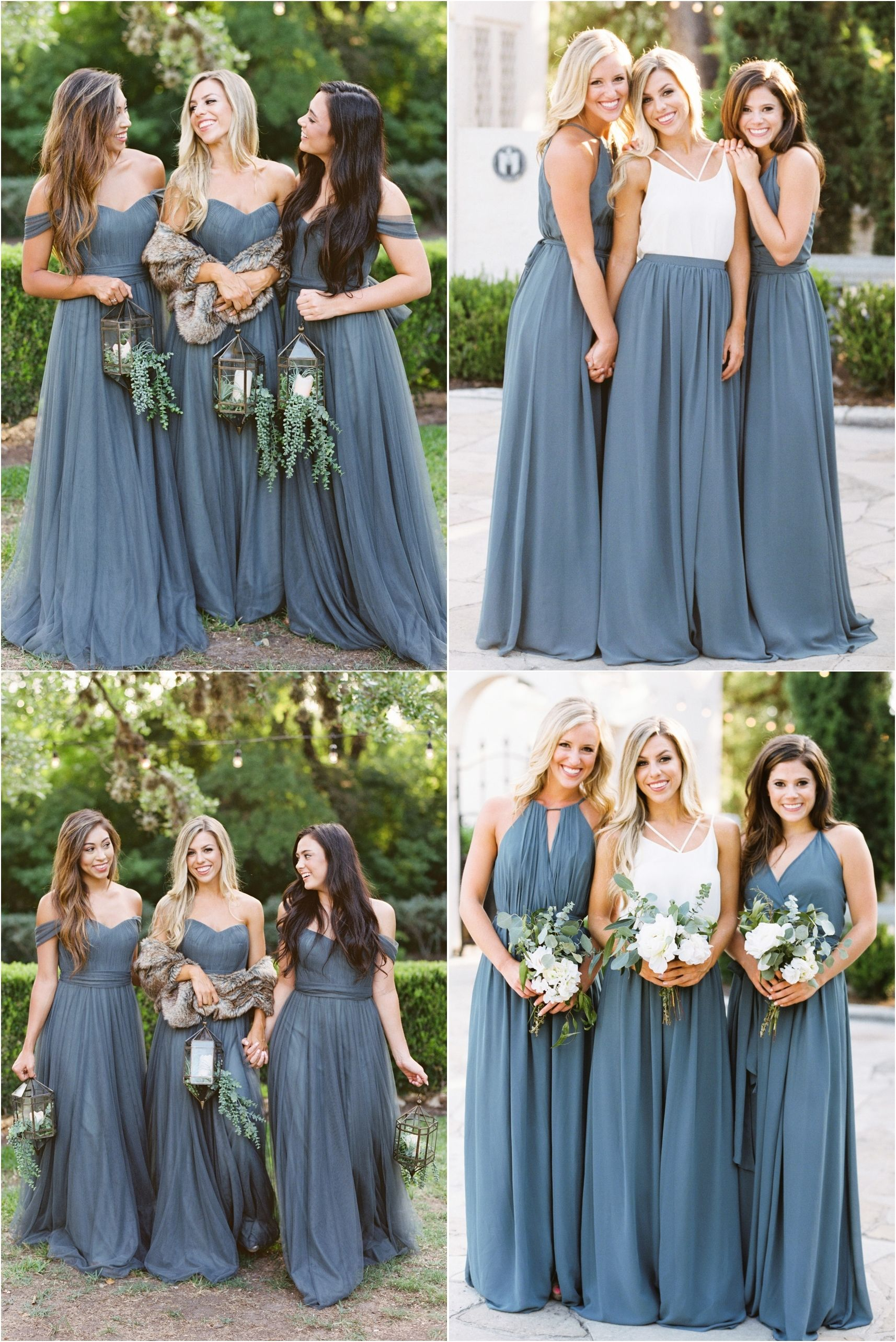 Top bridesmaid dress trends for bridesmaids pinterest