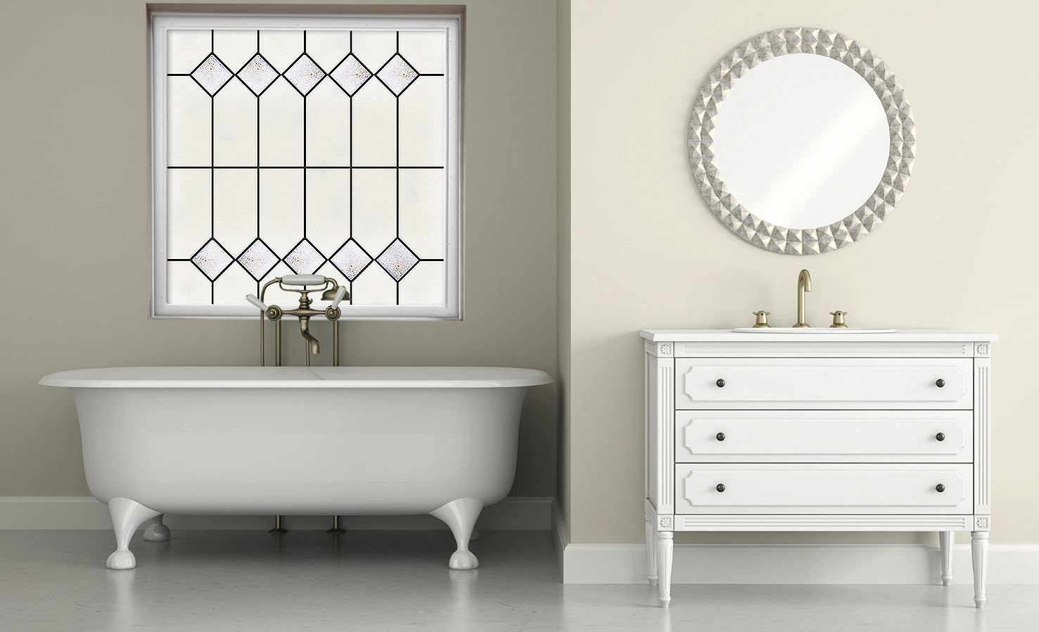 Hy-Lite Home Designer Collection Designer-Inspired Decorative Glass ...