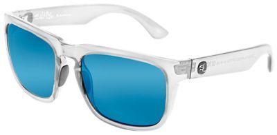 91e3416721f Salt Life Samoa Polarized Sunglasses - Crystal Clear Smoke Blue Mirror