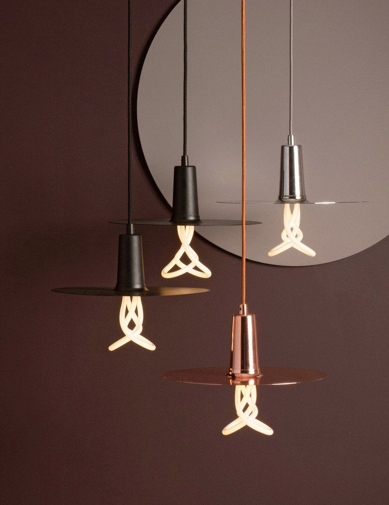 Drop Hat Lamp Shade by Plumen