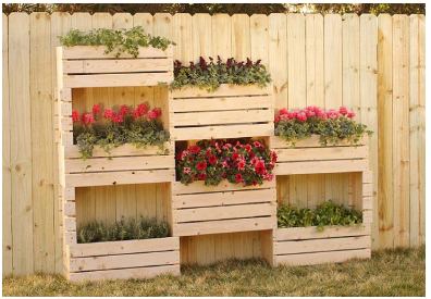 Gentil How To Build A Vertical Garden Wall   More Space To Garden In Small Yards!