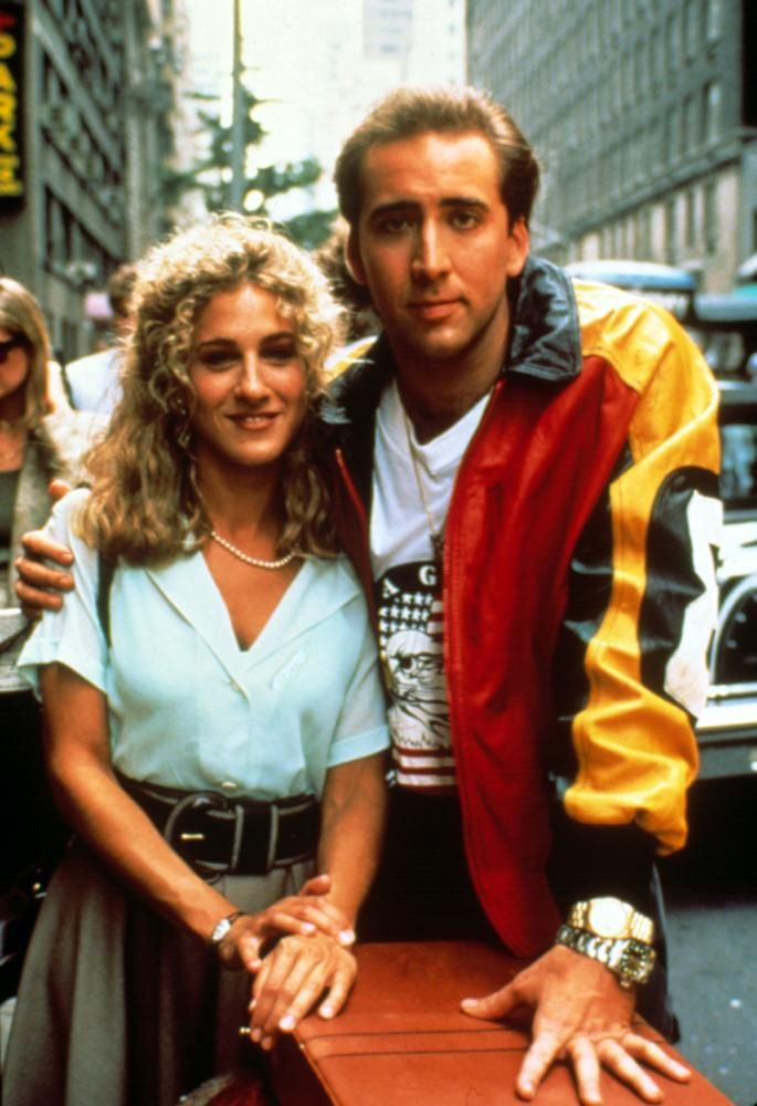 Nicolas Cage And Sarah Jessica Parker For Honeymoon In