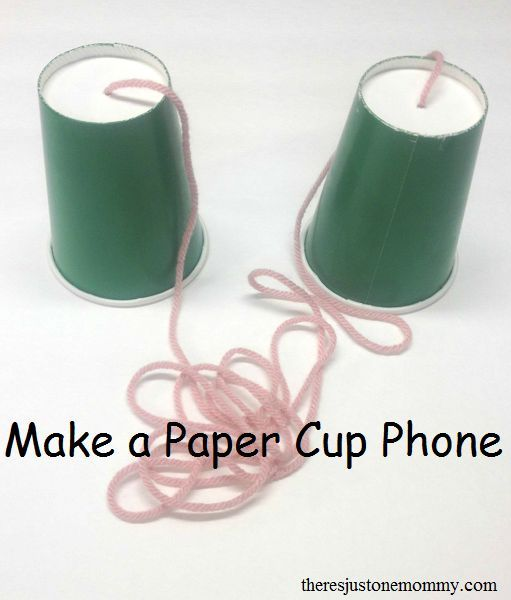 how to make a cup