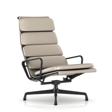 Eames Soft Pad Lounge Chair Chair Eames Lounge
