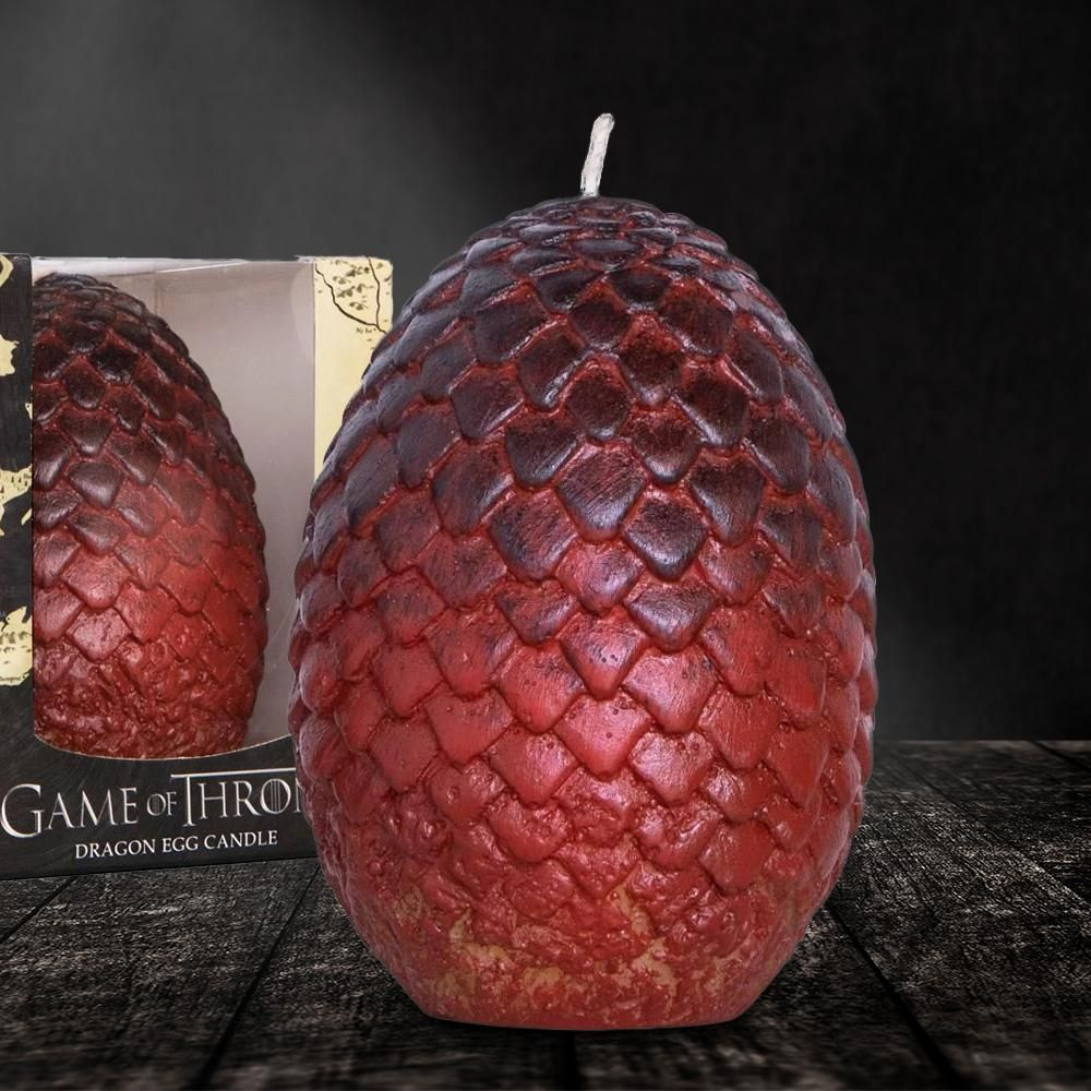 Dragon egg candles. A lot of work, but would be a cool