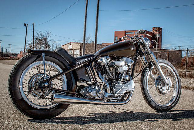 Drie Harley Davidson's die je van je stoel doen glijden