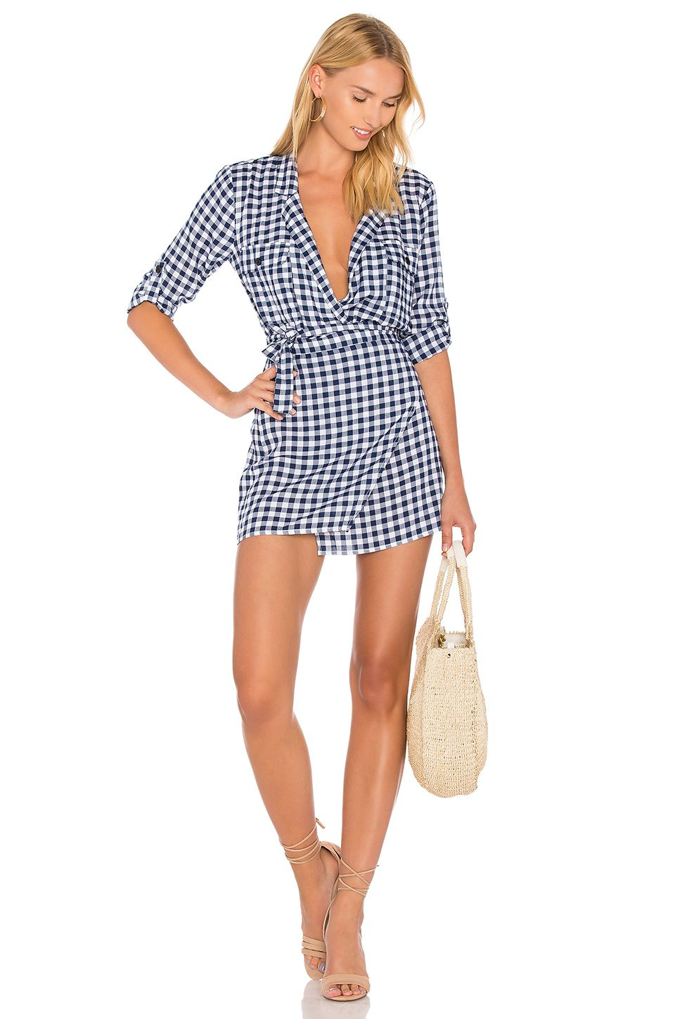 MAJORELLE x REVOLVE Beckett Dress in Oxford | Fashion in ...