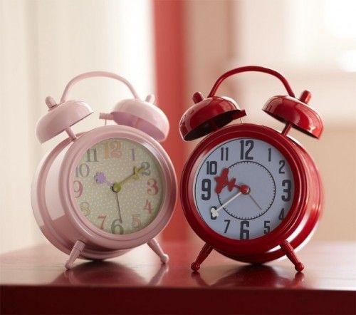 Potterybarnkids Clock Desktop Clock Clock For Kids