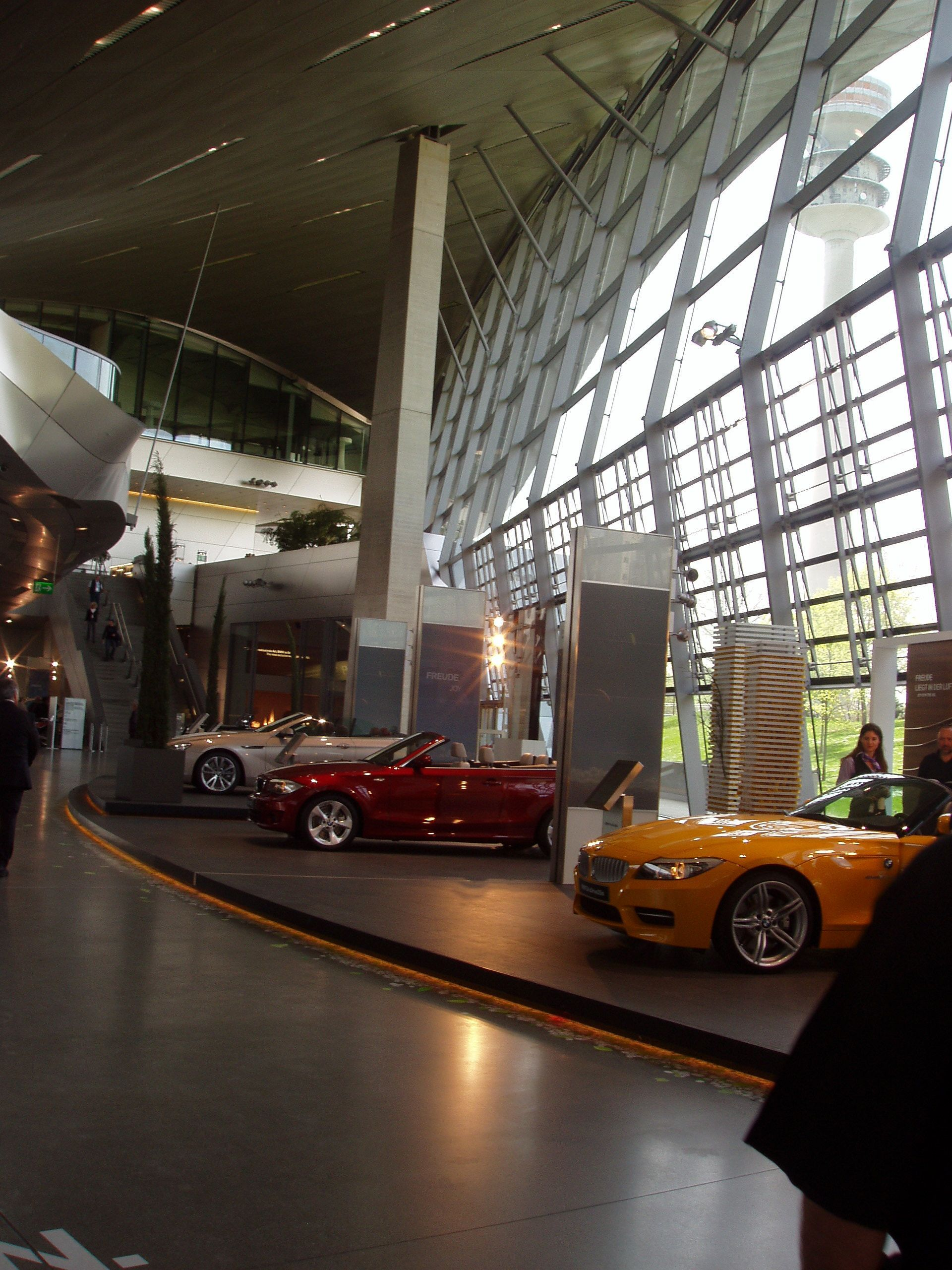 BMW-World - Museum Munich (been there) (mit Bildern ...