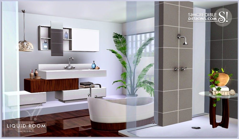 My Sims 3 Blog: Bathroom | Bathroom sets, Bathroom, Design