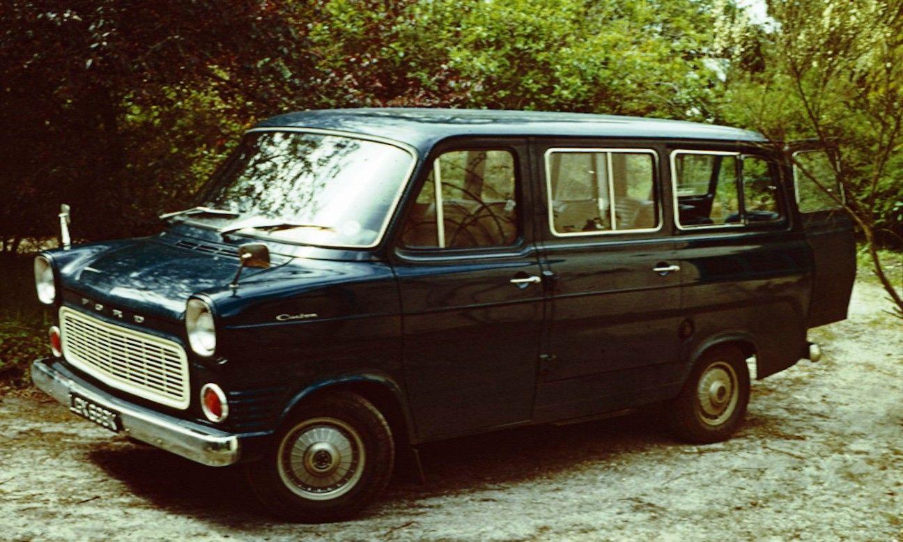 Ford transit as minibus 1972 wikipedia