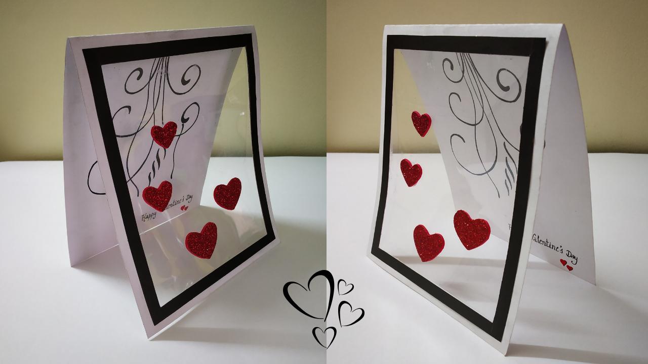 Handmade Greeting Card For Boyfriend Girlfriend Valentine S Day Card Happy Birthday Cards Printable Creative Birthday Cards Birthday Cards For Girlfriend