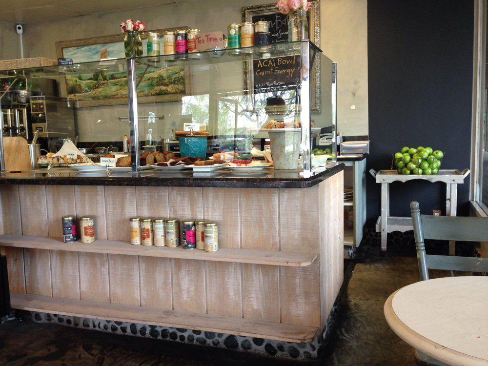 Wild Strawberry Cafe - Newport Beach, CA, United States. Super cute tea bar