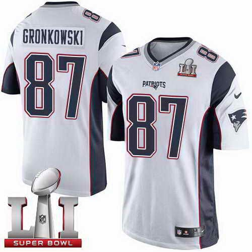 rob gronkowski signed super bowl jersey