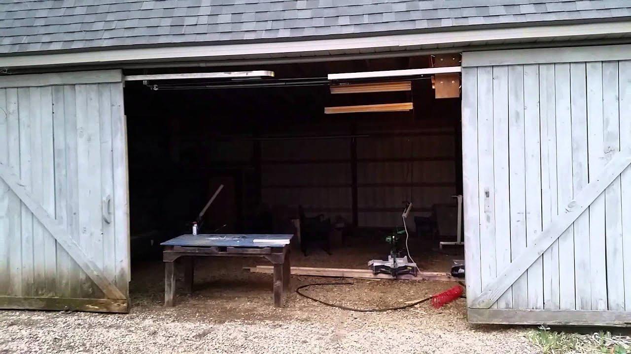 Doors Design: Exterior Sliding Barn Doors