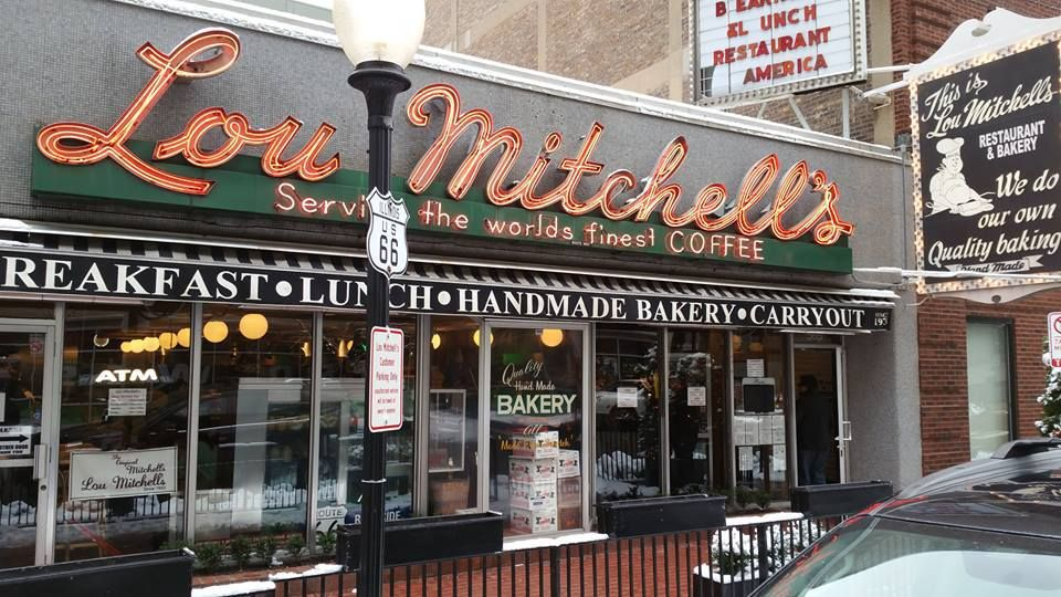 19 OldSchool Chicago Diners By Neighborhood (With images