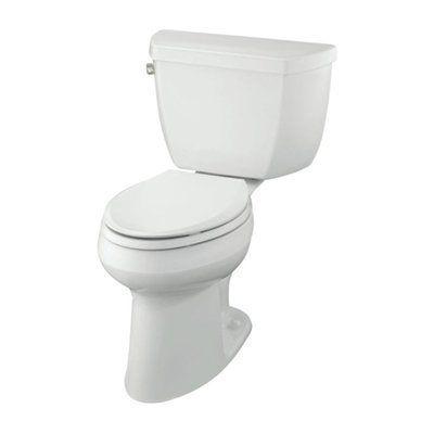 Kohler 3519 Highline Pressure Lite Elongated Toilet Toilet Black