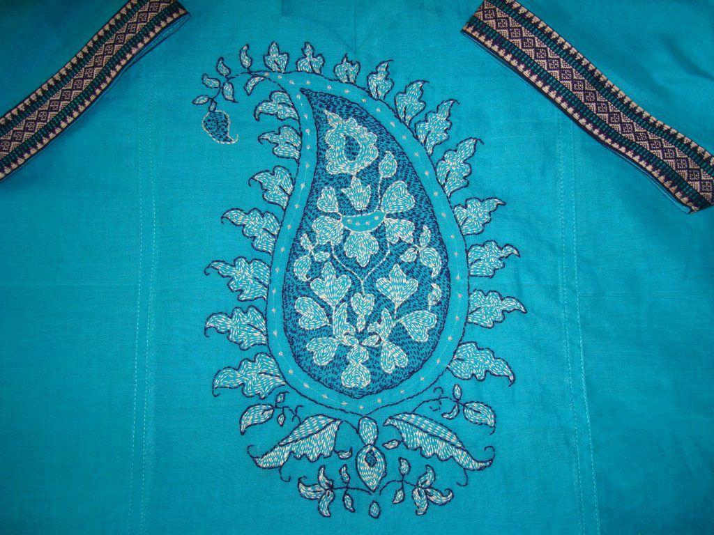 Hand embroidery from sadalas kantha work embroidered saree hand embroidery from sadalas kantha work embroidered saree bankloansurffo Images
