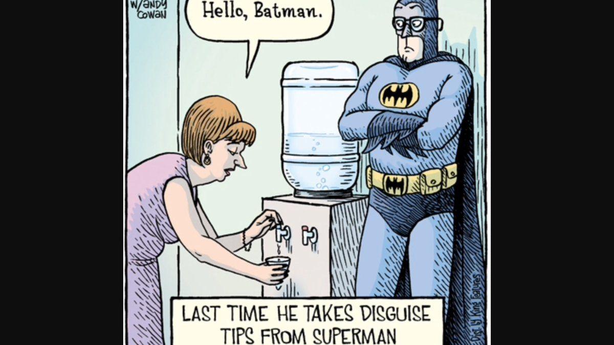Batman The Animated Conversationalist TalkativeShows