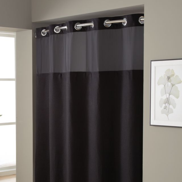 Invalid Url Black Shower Curtains Fabric Shower Curtains