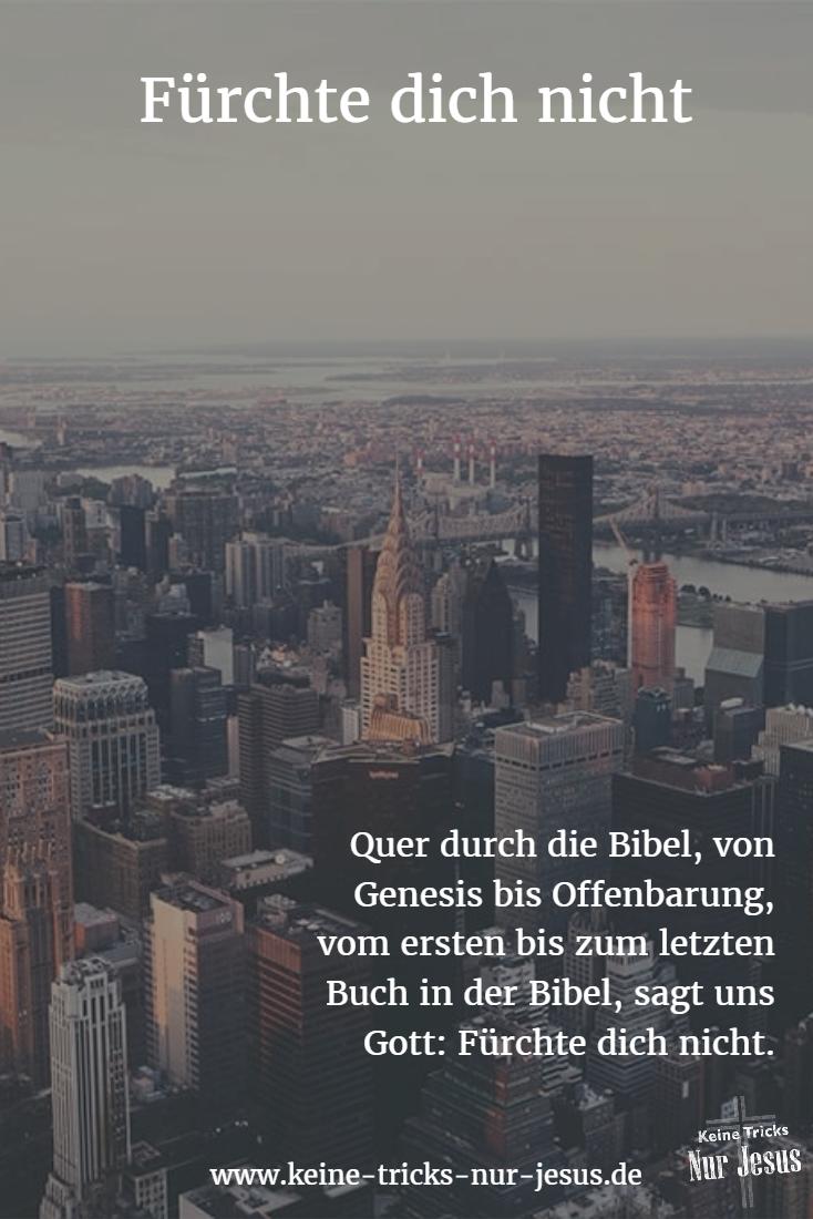 Fürchte nichts außer Gott