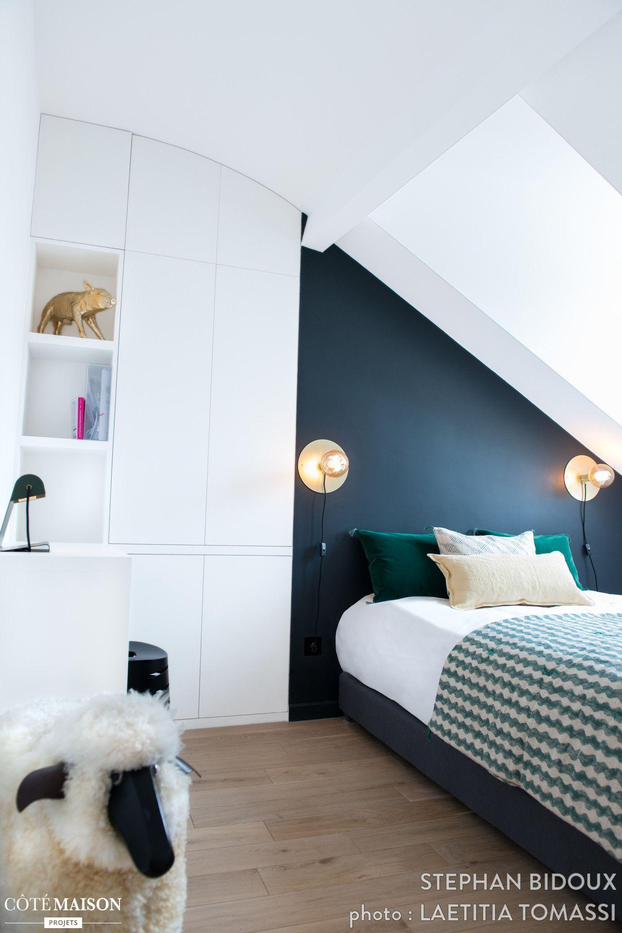 Rénovation complète d\'un appartement sous-combles, a Paris 14. La ...