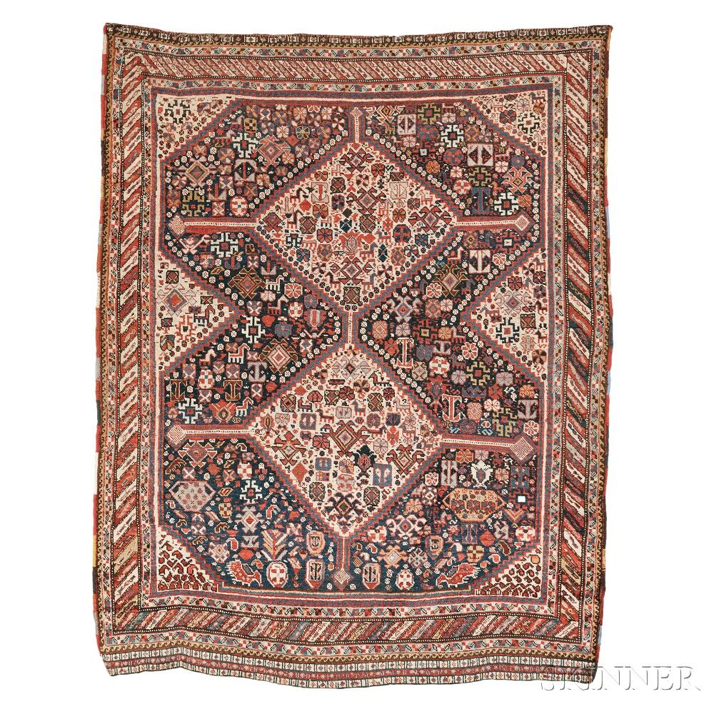 NOMAD/TRIBAL ANTIQUE RUGS
