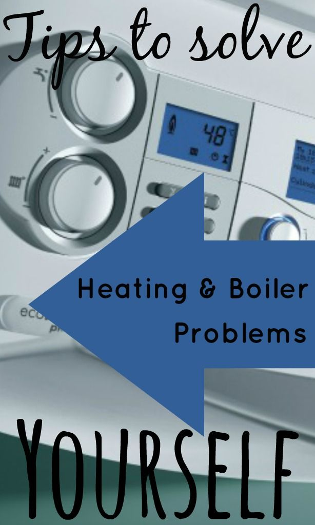 Photo of Solving Simple Heating and Boiler Problems Yourself – Skint Dad