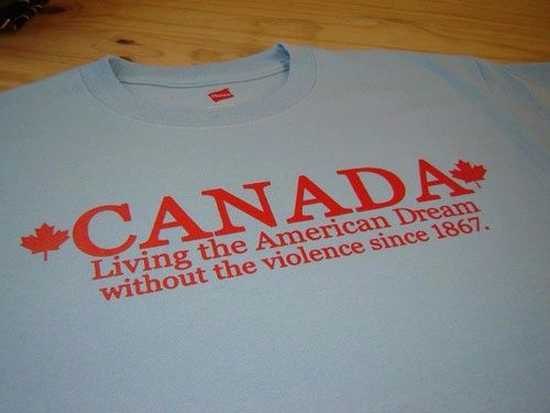 canada true north strong and free :)